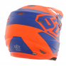 6D ATR-2 Core Orange Blue Helmet