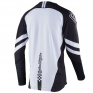 Troy Lee Designs SE Ultra Factory Black White Jersey
