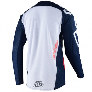 Troy Lee Designs SE Pro Air Seca 2 Navy Jersey Image 3