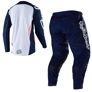 Troy Lee Designs SE Pro Air Seca 2 Navy Jersey Image 4