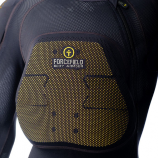 Forcefield Pro Shirt X-V 2 Air Body Armour - Black Image 3