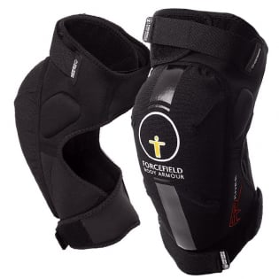 Forcefield AR CE2 Knee Protectors - Black Image 3