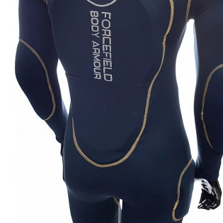 Forcefield Sport Suit CE1 Full Body Armour - Blue Yellow Image 4