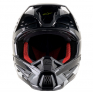 Alpinestars Supertech SM5 Rover Gloss Grey Yellow Camo Helmet