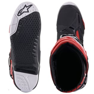 Alpinestars Tech 10 Red Black Boots Image 3