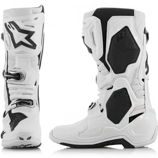 Alpinestars Tech 10 Supervented White Boots Image 4