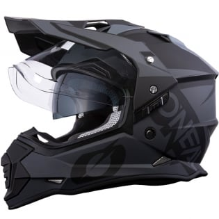 ONeal Sierra 2 R Black Grey Adventure Helmet Image 2
