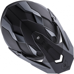 ONeal Sierra 2 R Black Grey Adventure Helmet Image 3