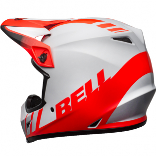 Bell MX9 MIPS Dash Matte Gray Infrared Black Helmet Image 2