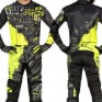 ONeal Element Ride Black Neon Yellow Jersey