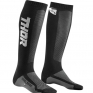 Thor Kids MX Cool Max Charcoal Black Boot Socks
