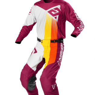 Answer Elite Pace Ghost Berry Orange Kit Combo Image 4