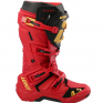 Leatt 4.5 Rioja Red Moto Boots