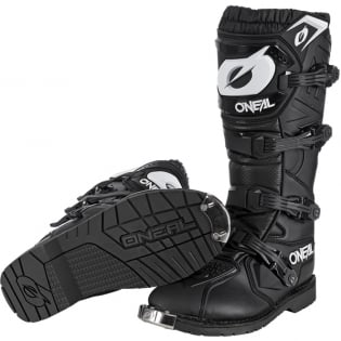 ONeal Rider Pro Black Boots Image 2