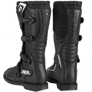 ONeal Rider Pro Black Boots Image 3