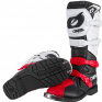 ONeal Rider Pro Black White Red Boots