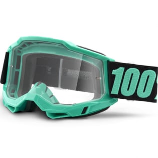100% Accuri 2 Tokyo Clear Lens Goggles Image 3