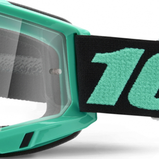100% Accuri 2 Tokyo Clear Lens Goggles Image 4