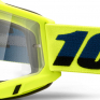 100% Accuri 2 OTG Yellow Clear Lens Goggles