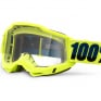 100% Accuri 2 Kids Yellow Clear Lens Goggles
