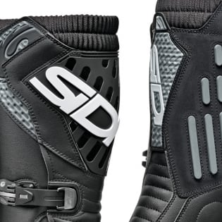 Sidi Zero.2 Trials Boots - Black Image 2
