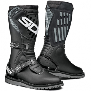 Sidi Zero.2 Trials Boots - Black Image 3
