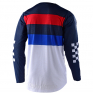 Troy Lee Designs GP Air Continental Navy Blue Jersey