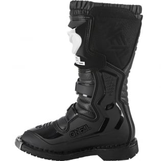 ONeal Kids Rider Pro Black Boots Image 3