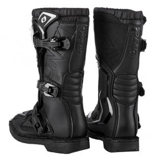 ONeal Kids Rider Pro Black Boots Image 4