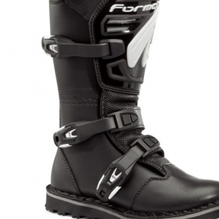 Forma Kids Rock Black Trials Boots Image 2