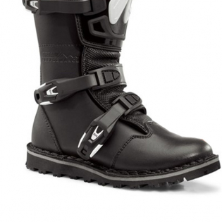 Forma Kids Rock Black Trials Boots Image 3