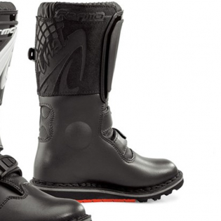 Forma Kids Rock Black Trials Boots Image 4