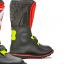 Forma Kids Rock Black Red Fluo Yellow Trials Boots