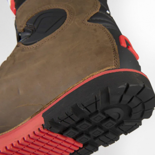 Hebo Tech 2.0 Brown Leather Trials Boots Image 4