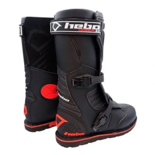 Hebo Tech 2.0 Micro Black Trials Boots Image 2