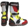 Hebo Tech 2.0 Micro Black Red Lime Trials Boots
