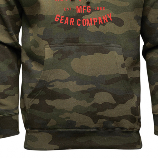 Thor Crafted Camo Pullover Hoodie Image 3