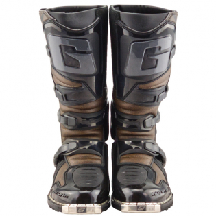 Gaerne Fastback Enduro Black Brown Boots Image 2