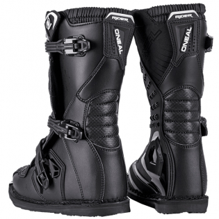 ONeal Kids Rider Black Boots Image 2