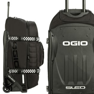 Ogio Rig 9800 Pro Motocross Wheeled Gear Bag - Fast Times Image 4