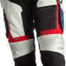 RST Pro Series Adventure - X CE Textile Ice Blue Red Jean