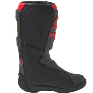 Fox Racing Black Red Comp Motocross Boots Image 3