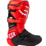 Fox Racing Youth Flou Red Comp Motocross Boots