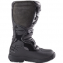 Fox Racing Youth Black Comp 3Y Motocross Boots
