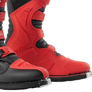 Thor Blitz XP Red Black Boots Image 4