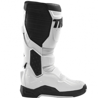 Thor Radial White Boots Image 4