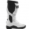 Thor Radial White Boots