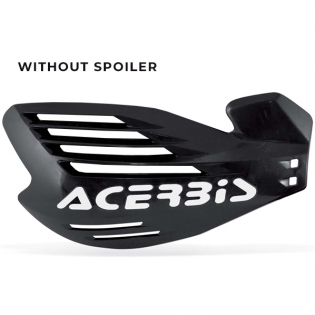 Acerbis X Force Handguards - Black Image 2
