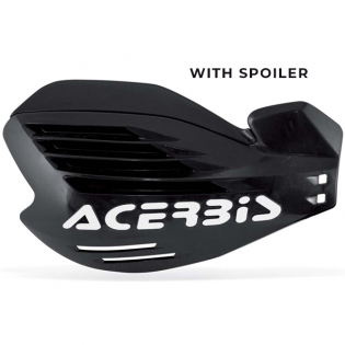 Acerbis X Force Handguards - Black Image 4