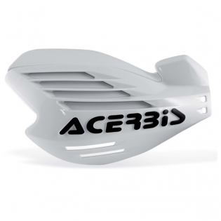 Acerbis X Force Handguards - White Image 4
